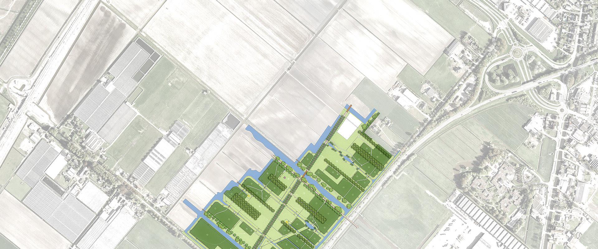 luchtfoto wilderszijde met project copy