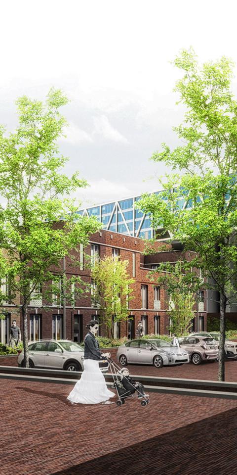 Parkeerkoffer Rotterdam Hefkwartier extra gebouw 2 copy