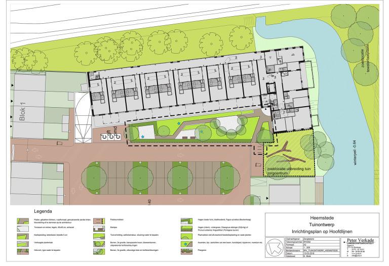 180313_Inrichtingsplan op Hoofdlijnen_Zorgbalans Heemstede-1
