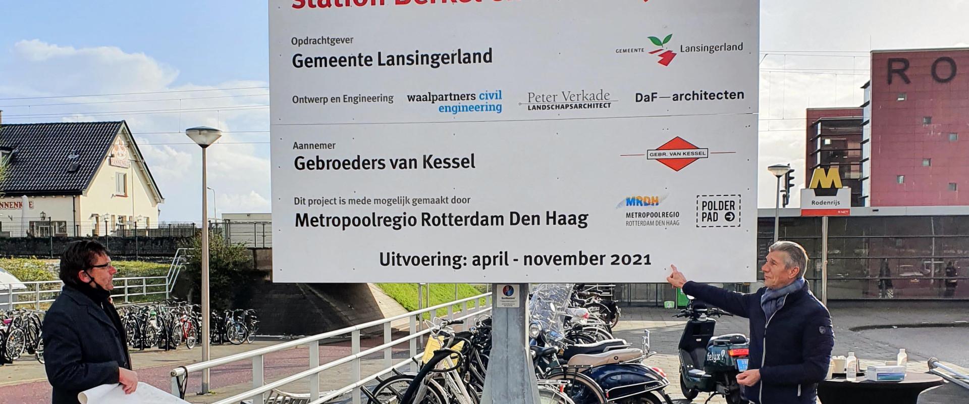 Station Rodenrijs 222 s